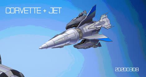 corvette n jet