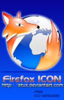 FirefoxIcon by AtuX