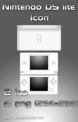 Nintendo DS lite Icon by AtuX