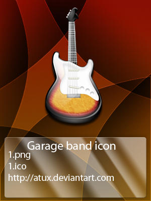 Garage band icon by AtuX