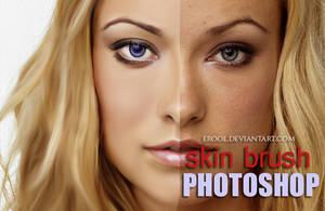 skin brush by erool