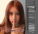 Hair Brush For Painting Look By erool (2)