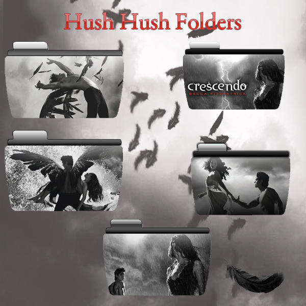 hush hush series finale pdf download