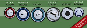 Ball icons by andersson