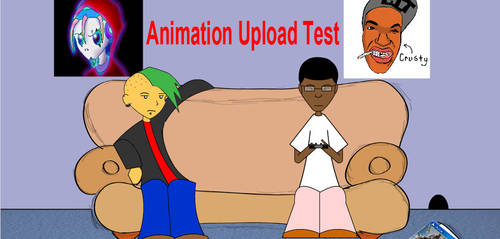 Animation upload test