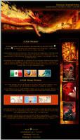Red Dragon CSS by lockjavv