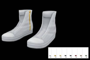 Designer Boots Download by LunaSukii