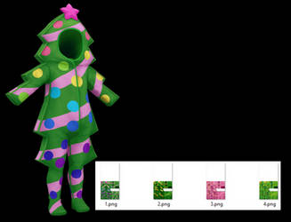 Christmas Tree Outfit Download