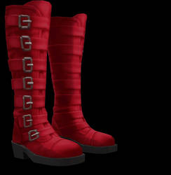 Goth Combat Boots Download by LunaSukii