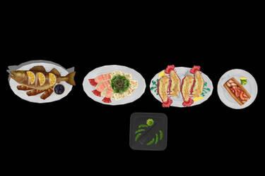Sea Food Download by LunaSukii