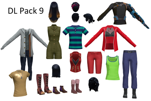 Download Pack 9