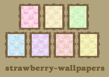 strawberry wallpapers1