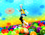 Gumball Candy Stage