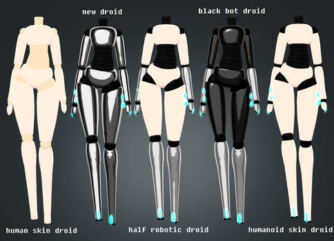 Arly Droid base Download by Cosmindart