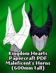 Maleficent's Horns
