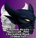 Chernabog Mask by EuTytoAlba