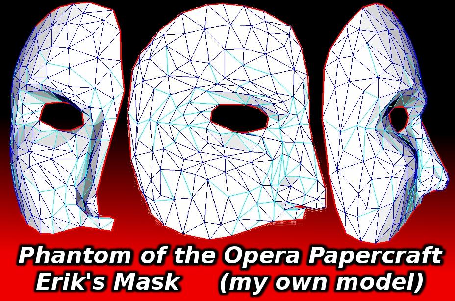 Phantom's Mask PDO/PDF by EuTytoAlba