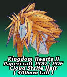KHII Cloud Hair PDO by EuTytoAlba