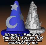 Yen Sid's Hat PDO/PDF by EuTytoAlba