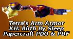 Terra's Arm Armor PDO/PDF by EuTytoAlba