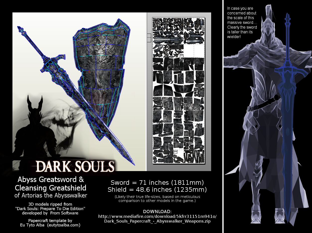 Dark Souls Abyss Walking Ring