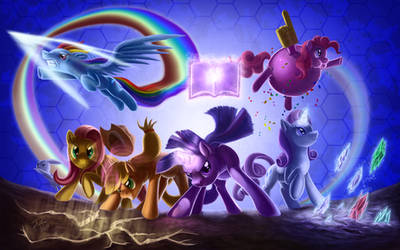 MLP - Clash of Realities Client and Plugin v1.2 by MLPMinis