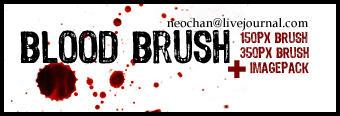 Blood Brush