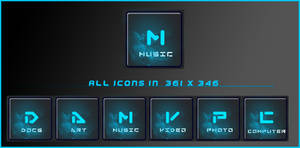 Dock Icons by Anfieldboy