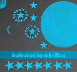Starbrushes