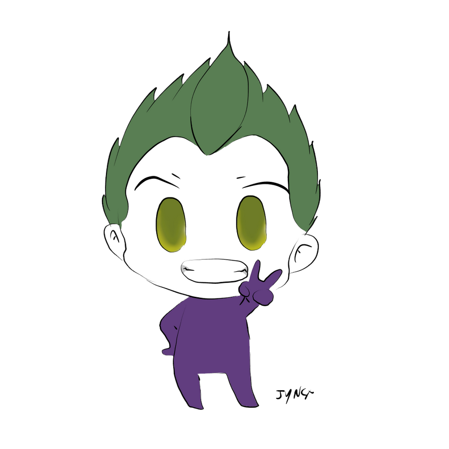 Joker Peace Gif Click To See Gif By Jyncxx On Deviantart