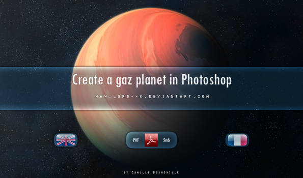 Gas Planet tutorial Fr_Eng