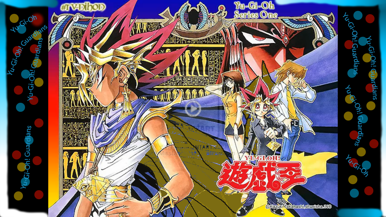 yu gi oh series one tv nihon re done by missdino13a on deviantart