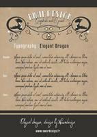 Elegant Dragon Font