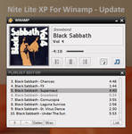 Nite Lite XP for Winamp