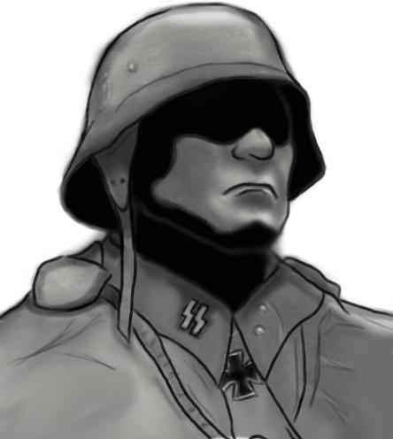 S.S. Soldier by Brendan-Franklin13