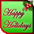 Avatar: Happy Holidays by FantasyStockAvatars