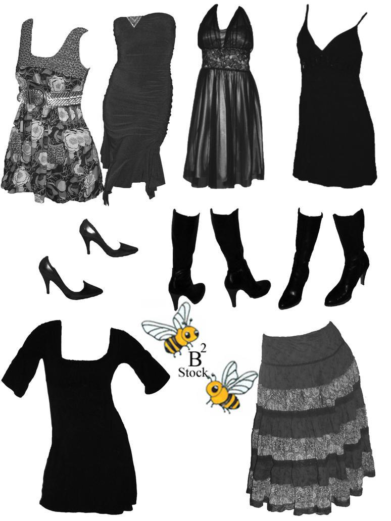 Категория: Кисти фотошоп.  Кисти модная одежда.  Очень хороший набор современной модной женской одежды.
