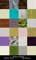 Assorted Patterns Pack