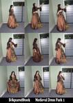 Medieval Dress Pack 4
