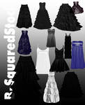 Dress Brushes 4