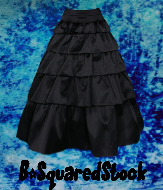 Black Skirt 2 PSD