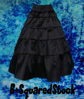 Black Skirt 2 PSD by B-SquaredStock