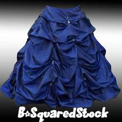Blue Skirt Front PSD