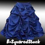 Blue Skirt Front PSD