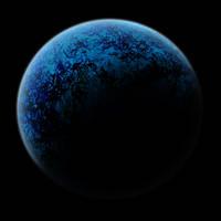 Blue Planet PSD by B-SquaredStock