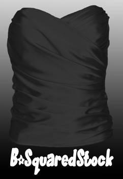 Black Corset PSD