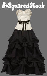 Rouched Dress 2 PSD