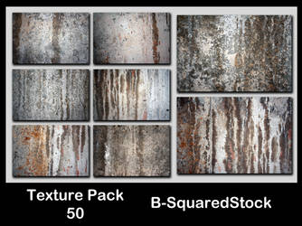 Texture Pack 50 by B-SquaredStock