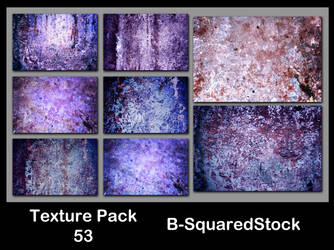 Texture Pack 53 by B-SquaredStock