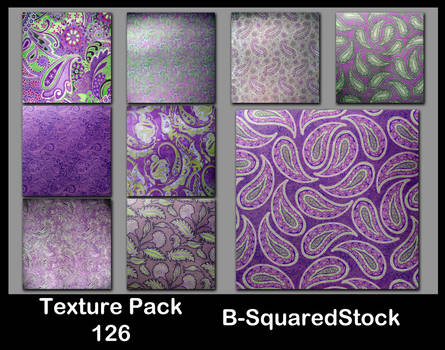Texture Pack 126 by B-SquaredStock